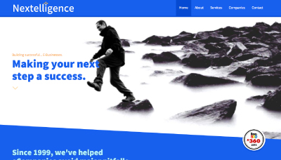 Nextelligence - Website